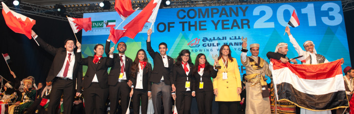 2013 in Kuwait, Winners are GEP (Yemen) Univeristy track + Mytray (Bahrain) School track